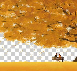 Autumn Illustration PNG