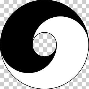 Taijitu Yin And Yang Symbol Tao PNG
