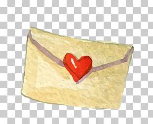 Envelope Valentines Day PNG