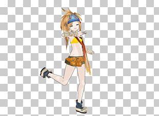 MikuMikuDance Metasequoia Costume Character Final Fantasy VI PNG