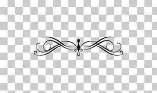 Line Body Jewellery Font PNG