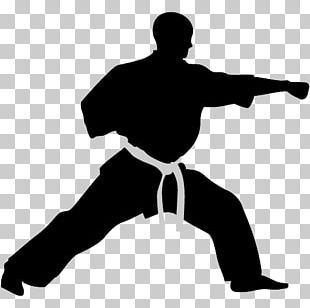 Karate Martial Arts Punch Icon PNG