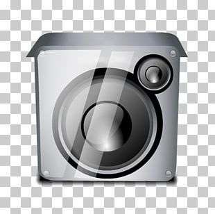Loudspeaker Computer Icons Sound Audio PNG