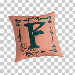 Throw Pillows Art Nouveau T-shirt PNG