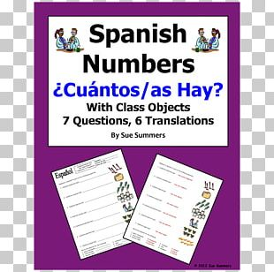 Worksheet Learning School Classroom Spanish PNG