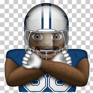 2017 Dallas Cowboys Season NFL Emoji American Football PNG