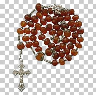 Art Nouveau Rosary Bead Family PNG