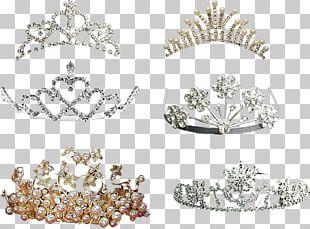 Headpiece Crown Tiara PNG
