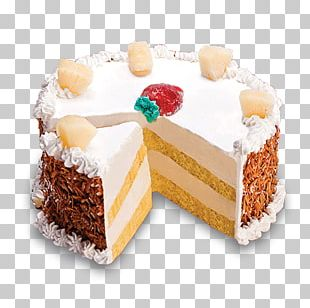 Ice Cream Cake Torte Carrot Cake PNG