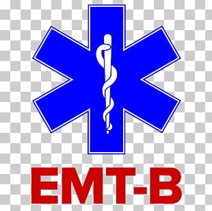 Star Of Life Emergency Medical Services PNG
