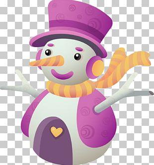 Snowman Stock Illustration PNG