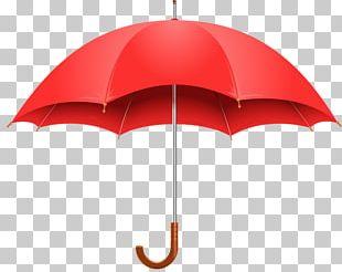Umbrella Red Fashion Accessory PNG