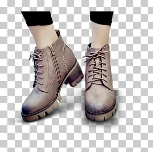 Ankle Boot Shoe Fashion Walking PNG