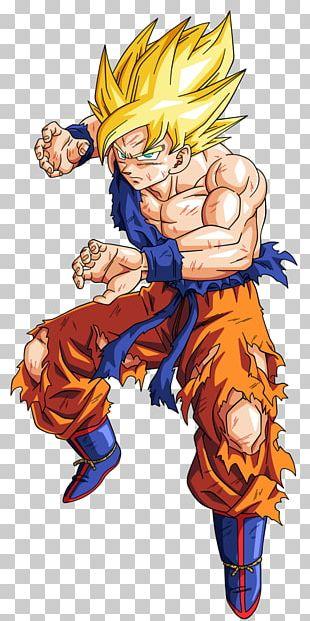 Goku Frieza Vegeta Majin Buu Dragon Ball Heroes PNG