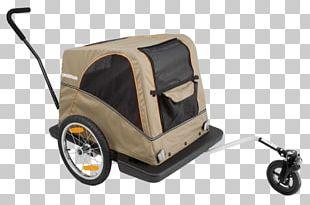 Wheel Bicycle Trailers Drawbar Dog PNG