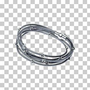 Bracelet Chain Silver Body Jewellery PNG