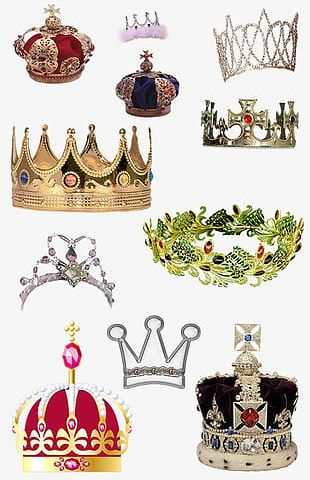 Crown Collection PNG