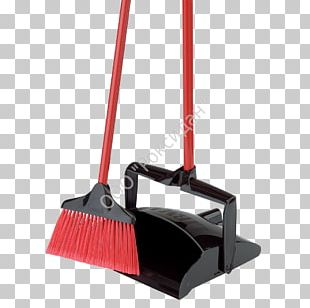Dustpan Broom Handle Tool Cleaning PNG