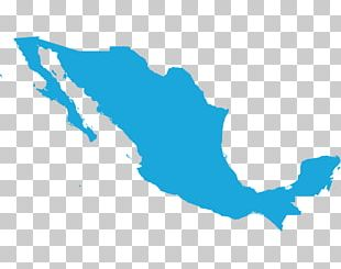 Mexico City Map PNG