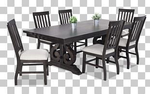 Table Dining Room Matbord Furniture Chair PNG