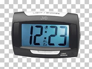 Alarm Clocks Display Device Radio Clock Digital Data PNG