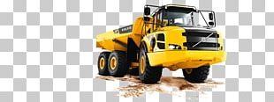 AB Volvo Articulated Hauler Dump Truck Volvo Construction Equipment Heavy Machinery PNG