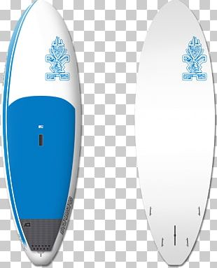 Standup Paddleboarding Surfboard Port And Starboard Surfing PNG