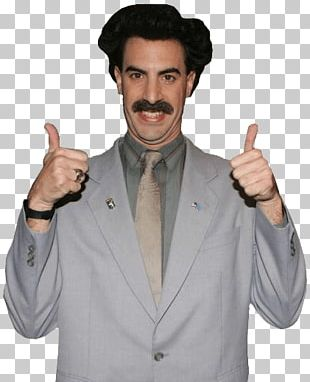 Borat Thumbs Up PNG