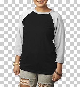 Long-sleeved T-shirt Long-sleeved T-shirt Raglan Sleeve PNG