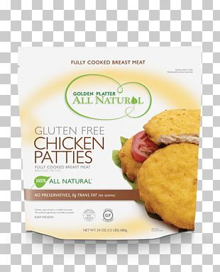 Chicken Patty Buffalo Wing Food Biscuits PNG
