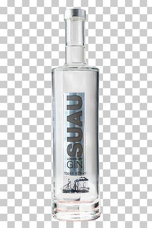 Liqueur Glass Bottle Vodka PNG