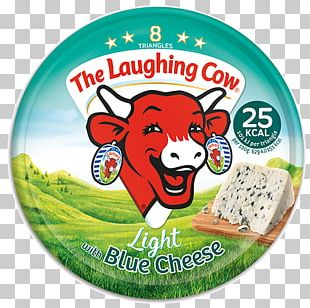 The Laughing Cow Blue Cheese Cattle Cheese Spread PNG