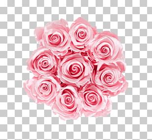 Garden Roses Flower Bouquet Bride Cut Flowers PNG