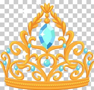 Diamond Sapphire Crown Gemstone PNG