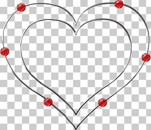 Heart Valentine's Day Love Red PNG