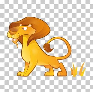 Lion Bloodhound Drawing PNG