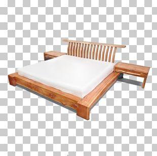 Bed Frame Designer Shelf PNG