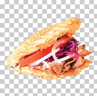 Breakfast Sandwich Doner Kebab Fast Food Bocadillo PNG
