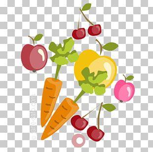 Cherry Vegetable Fruit Torte PNG