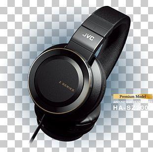 JVC HA-SZ2000 Headphones LiveBeat System From Japan I1871 JVC Kenwood HA-SZ1000-E Victer Stereo Headphones VHS PNG
