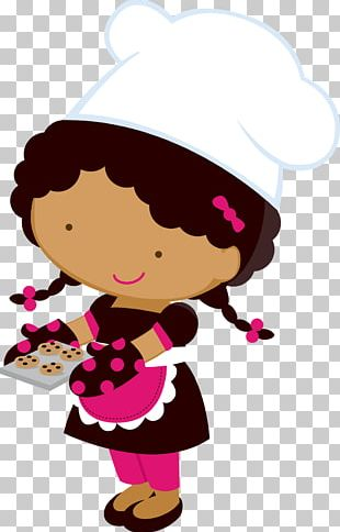 Pastry Chef Cooking PNG