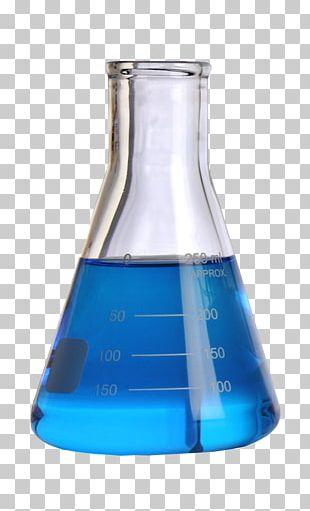 Laboratory Glassware Beaker Chemistry Science PNG