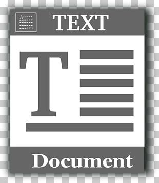 Text File Computer Icons Plain Text Scalable Graphics PNG