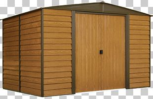 Shed Steel Arrow Woodridge Lawn Mowers Garden PNG