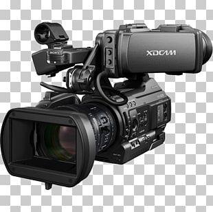 Sony XDCAM PMW-300K1 Video Cameras XDCAM HD PNG