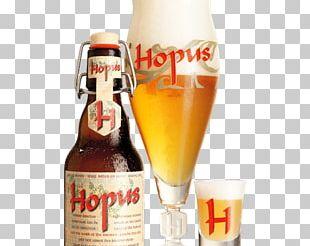 Lefebvre Brewery Beer Hopus Belgian Cuisine PNG