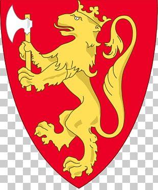 Norway Coat Of Arms Norwegian Royal Family Symbol PNG
