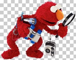 Elmo Big Bird Abby Cadabby Count Von Count Cookie Monster PNG
