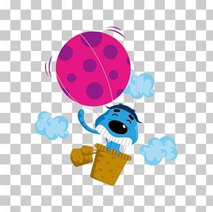 Hot Air Balloon Euclidean Illustration PNG