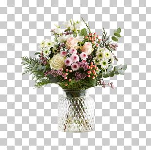 Flower Bouquet Cut Flowers Carnation Floral Design PNG